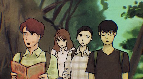 闇芝居(第6期) 第12話