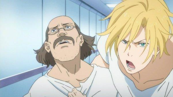 BANANA FISH(バナナフィッシュ) 第16話
