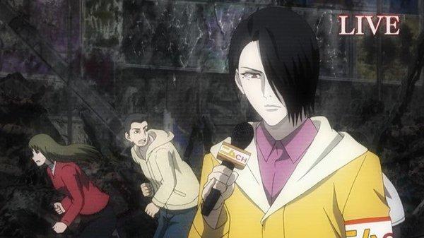 東京喰種:re 第22話