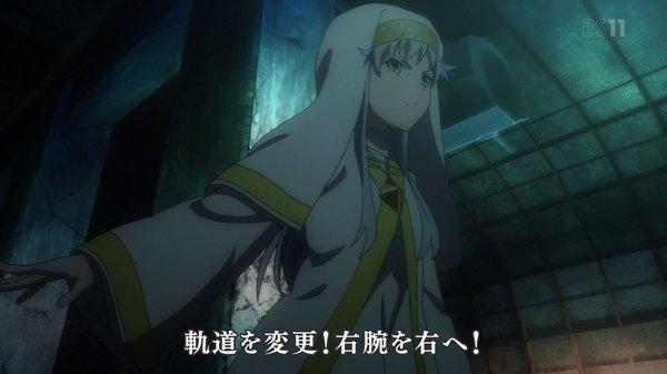 とある魔術の禁書目録Ⅲ 第13話