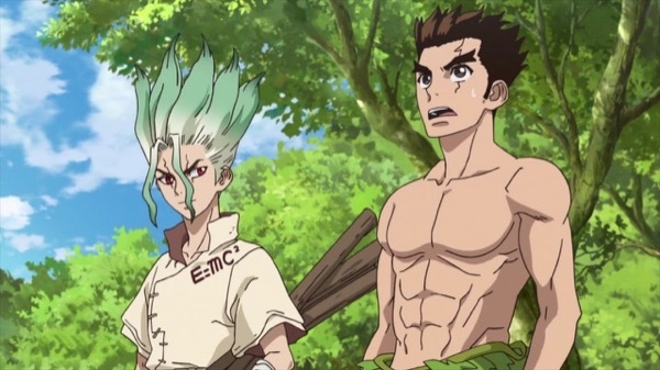Dr.STONE 第1話