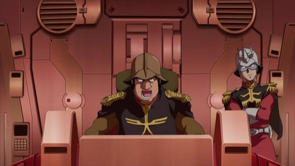 機動戦士ガンダム THE ORIGIN 第12話