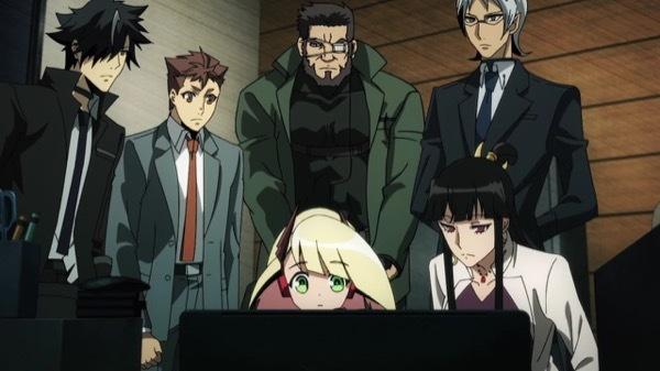 警視庁 特務部 特殊凶悪犯対策室 第七課 -トクナナ- 第2話