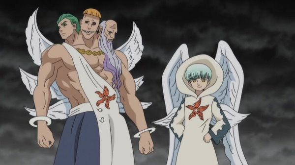 七つの大罪 神々の逆鱗 第4話
