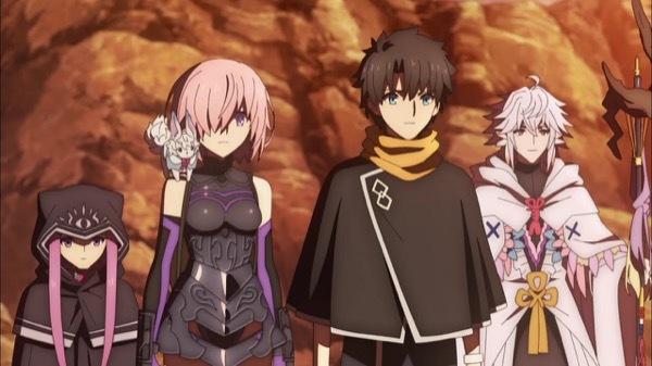 Fate/Grand Order -絶対魔獣戦線バビロニア- 第6話