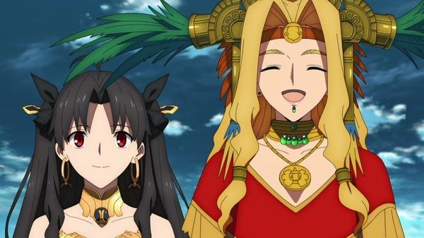 Fate/Grand Order -絶対魔獣戦線バビロニア- 第11話