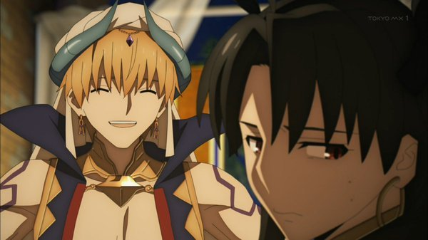 Fate/Grand Order(FGO) -絶対魔獣戦線バビロニア- 第17話