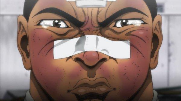 バキ 大擂台賽編 第10話