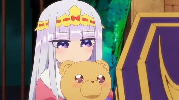 魔王城でおやすみ 第2話