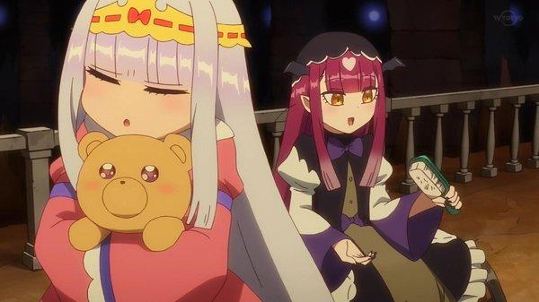 魔王城でおやすみ 第11話