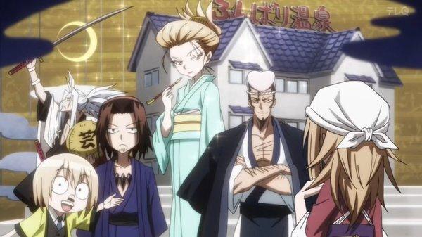 SHAMAN KING(シャーマンキング) 第5話
