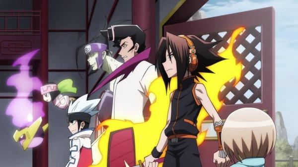 SHAMAN KING(シャーマンキング) 第11話
